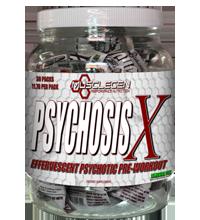 MuscleGen Research Psychosis X