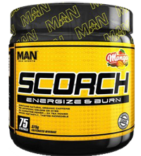 mans sports scorch powder