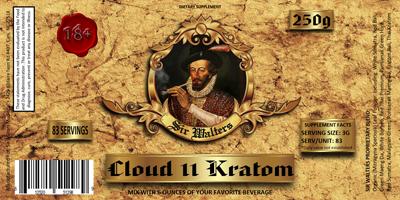 sir walters cloud 11 kratom