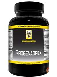 Fusion supplements Progenadrex