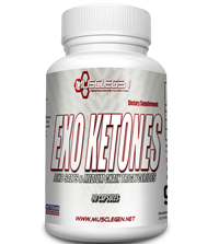 MuscleGen Research EXO Ketones