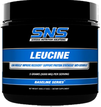 SNS (Serious Nutrition Solutions) Leucine