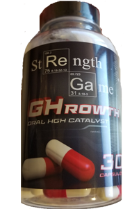 Strength Game GHrowth
