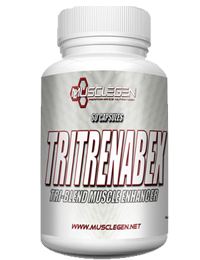 MuscleGen Research Tritrenabex
