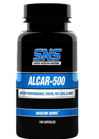 SNS Serious Nutrition Solutions Alcar-500