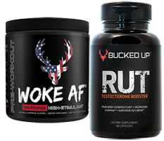 DAS Labs Woke AF and Rut Stack