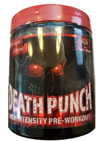 Strength Game Death Punch dmaa pre