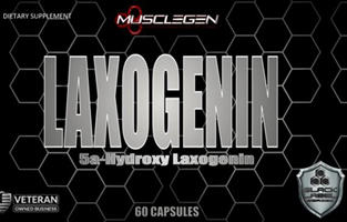 musclegen research laxogenin sup facts