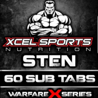 Xcel Sports Nutrition Sten SR-9009