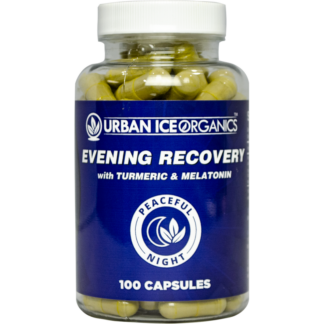 Urban Ice Organics Evening Recovery Kratom Blend